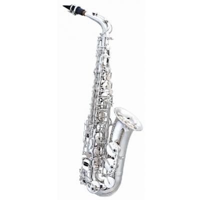 Alt saxofoon - ouverture, silver