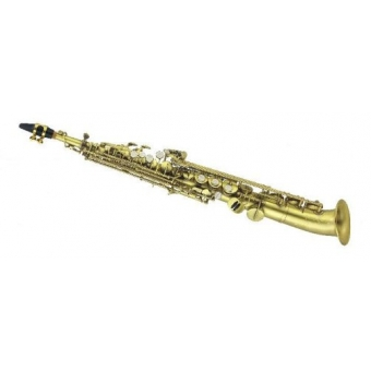 Sopraan saxofoon - courbé