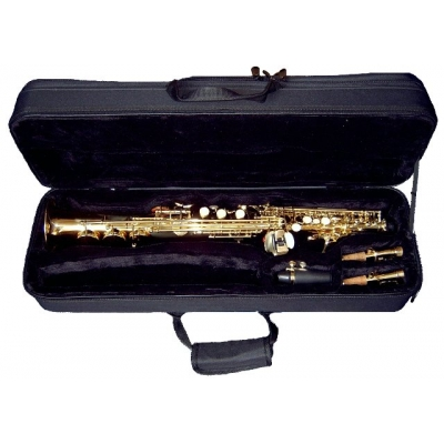 Sopraan saxofoon koffer