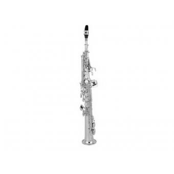 Sopraan saxofoon - ouverture, silver